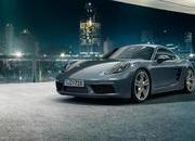 The Next-Gen Porsche 718 EV Could Be More Powerful than the Current Cayman GTS; Should Arrive in 2023 - image 673764