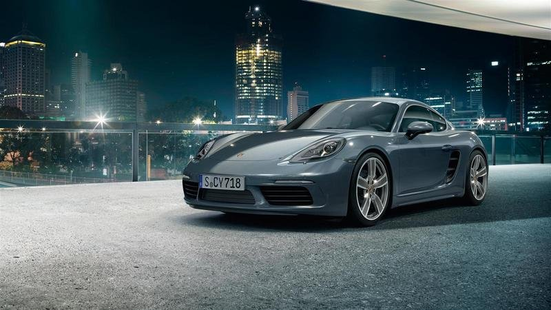 The Next-Gen Porsche 718 EV Could Be More Powerful than the Current Cayman GTS; Should Arrive in 2023 High Resolution Exterior - image 673764
