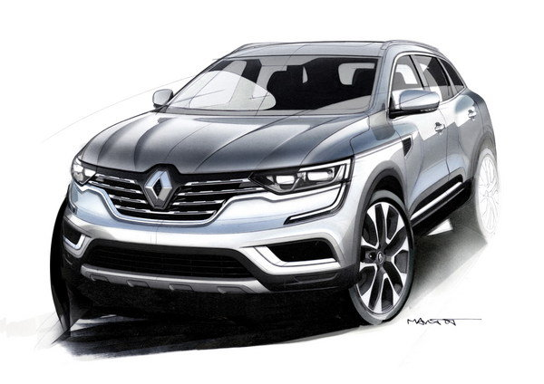 2017 renault koleos car review top speed. Black Bedroom Furniture Sets. Home Design Ideas
