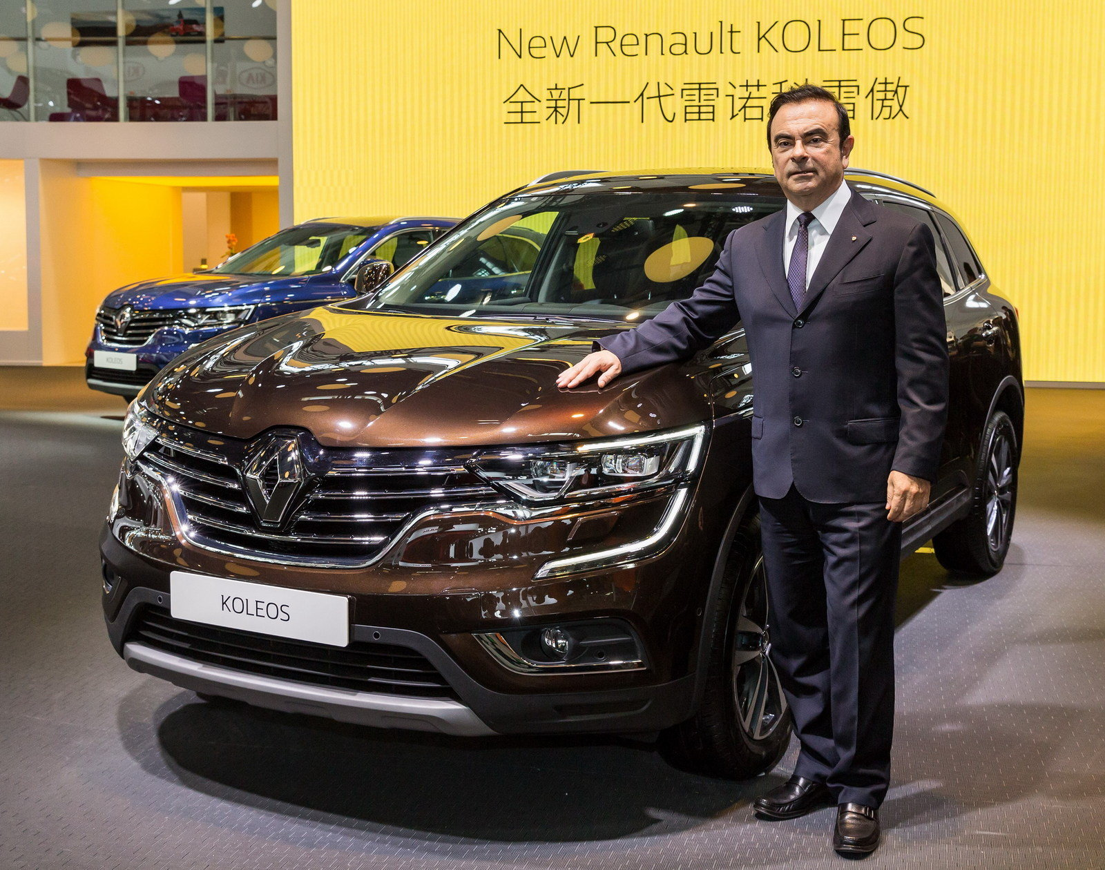 2017 renault koleos picture 674112 car review top speed for Interieur koleos 2017