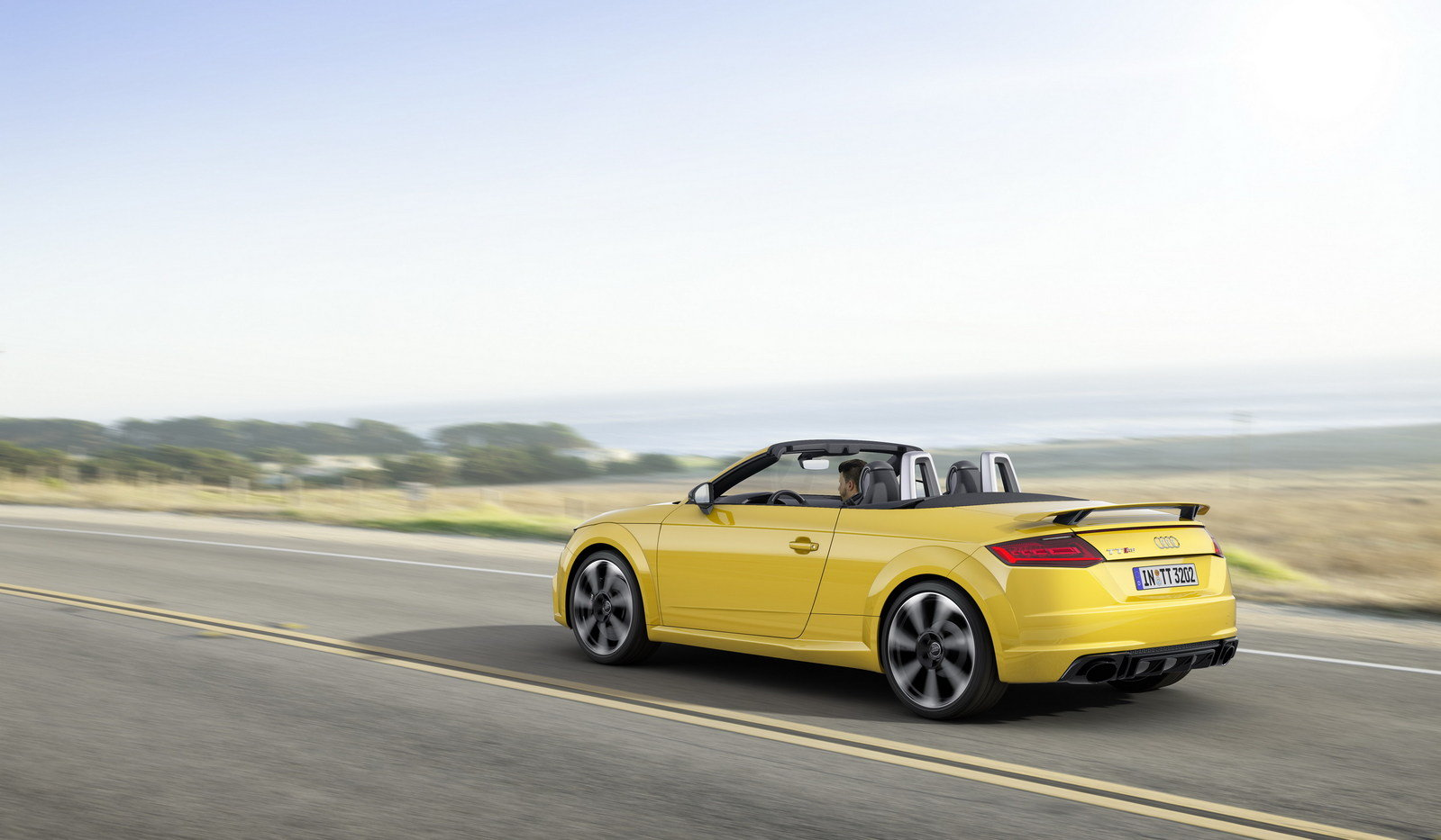 2018 Audi TT-RS Roadster - Picture 673859 | car review ...