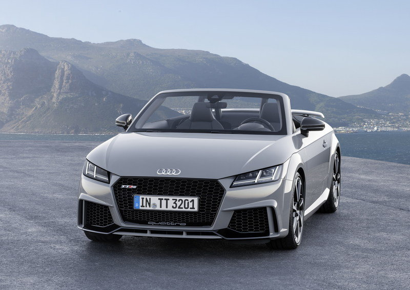 2018 Audi TT-RS Roadster High Resolution Exterior - image 673864