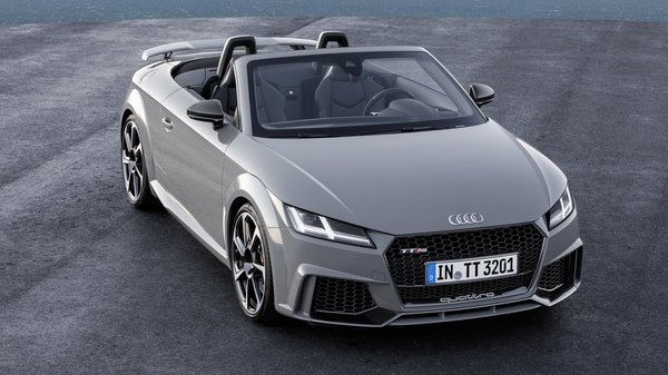 2018 audi ttrs roadster car review top speed