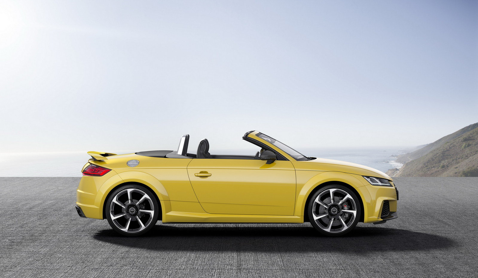 2018 Audi TT-RS Roadster - Picture 673851 | car review ...