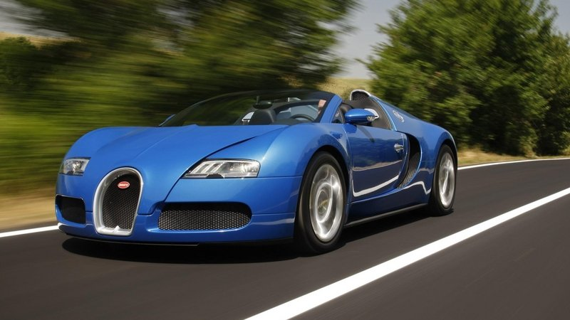 Several Bugatti Veyrons Recalled For Three Separate Issues