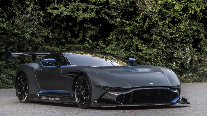 Aston Martin Confirms Road-Going Conversion Of Vulcan Track Car