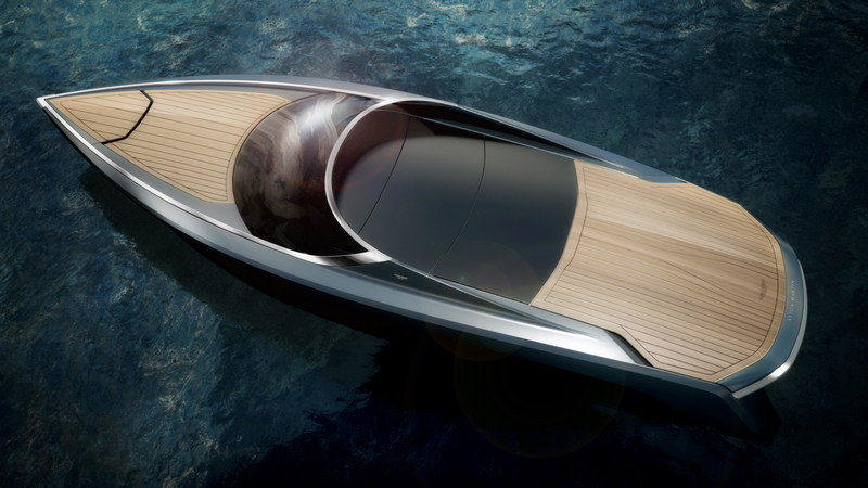 Aston Martin's A37 Powerboat Comes To Life - image 672617