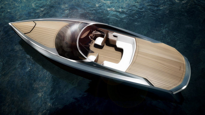 Aston Martin's A37 Powerboat Comes To Life - image 672616