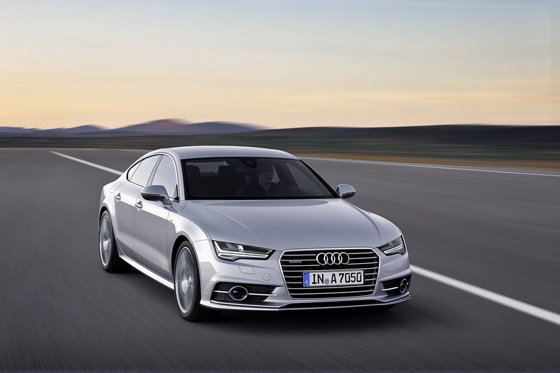 2017 Audi A7 High Resolution Exterior - image 673688