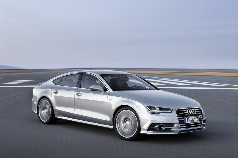 2017 Audi A7 High Resolution Exterior - image 673690