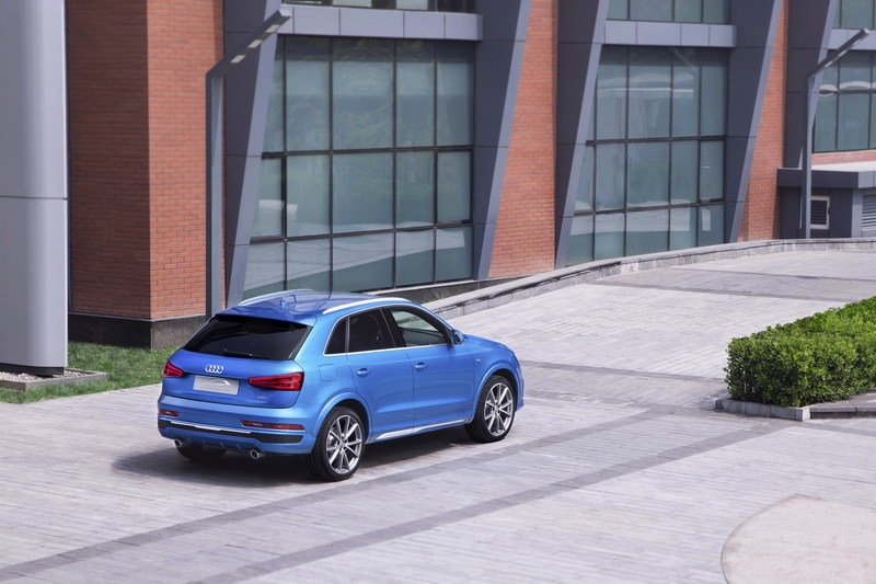 2016 Audi Q3 Connected Mobility Concept High Resolution Exterior - image 674129