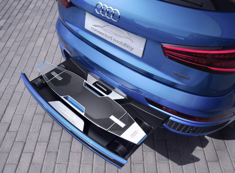 2016 Audi Q3 Connected Mobility Concept High Resolution Exterior - image 674131