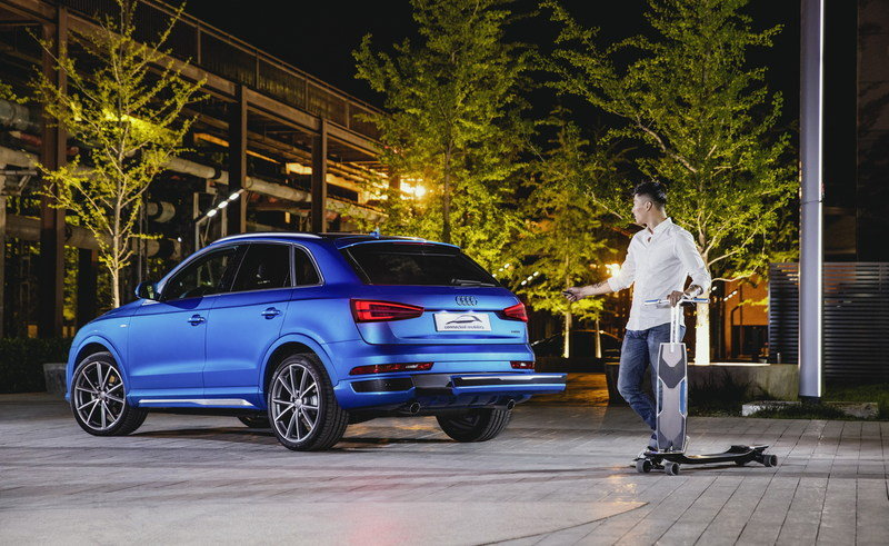 2016 Audi Q3 Connected Mobility Concept High Resolution Exterior - image 674136