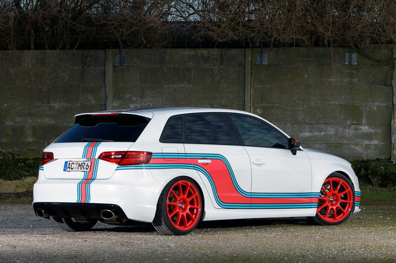 2016 Audi RS3 By MR Racing