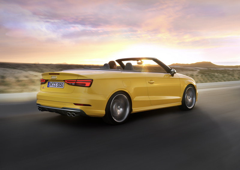 2017 Audi S3 Cabriolet High Resolution Exterior Wallpaper quality - image 671883