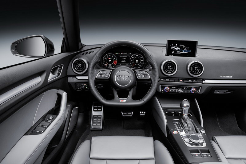 2017 Audi S3 Cabriolet High Resolution Interior - image 671888
