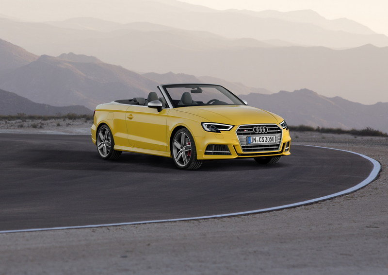 2017 Audi S3 Cabriolet High Resolution Exterior - image 671876