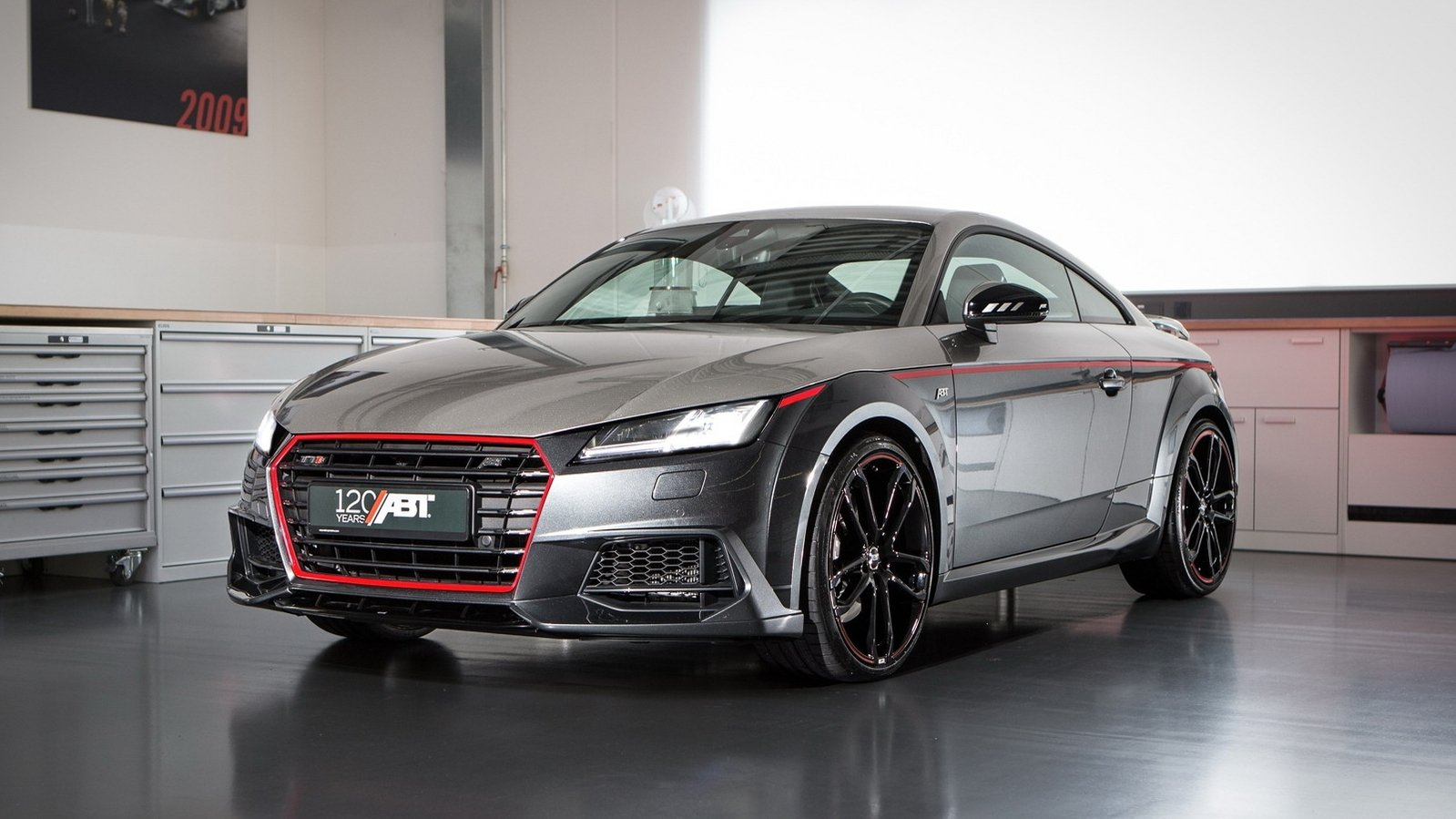 2016 audi tt s 120th anniversary edition by abt sportsline. Black Bedroom Furniture Sets. Home Design Ideas