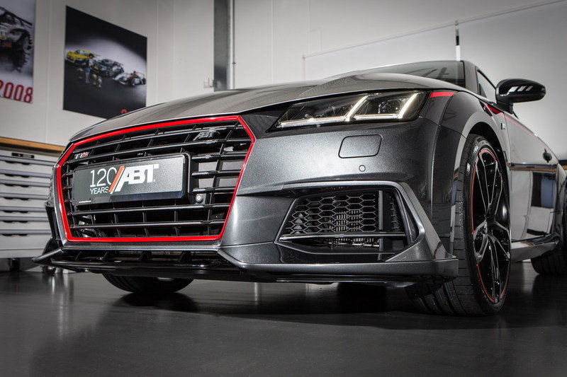 2016 Audi TT-S 120th Anniversary Edition by ABT Sportsline