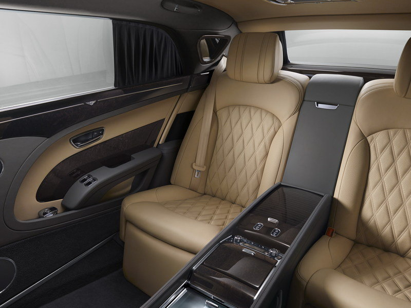2017 Bentley Mulsanne First Edition picture - doc674024