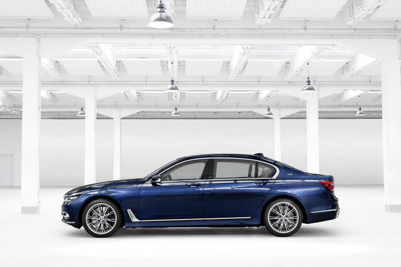 2017 BMW 7 Series Centennial Edition High Resolution Exterior - image 673239