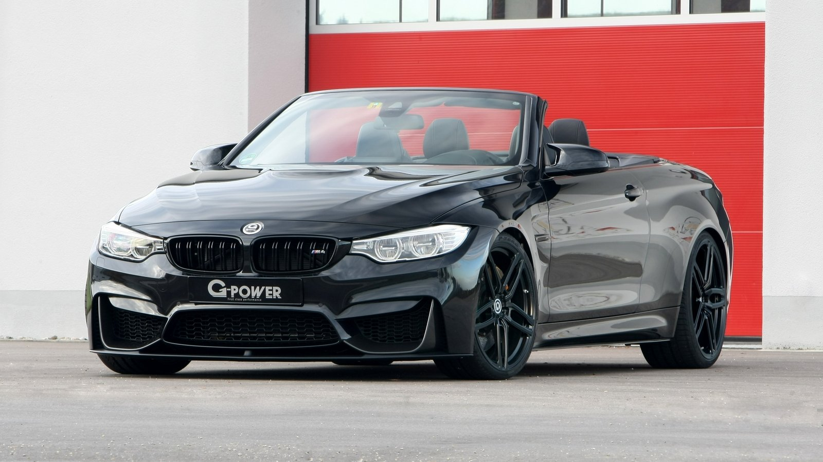 2016 bmw m4 convertible by g power pictures photos. Black Bedroom Furniture Sets. Home Design Ideas