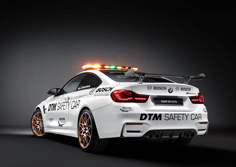 2016 BMW M4 GTS DTM Safety Car High Resolution Exterior Wallpaper quality - image 674375