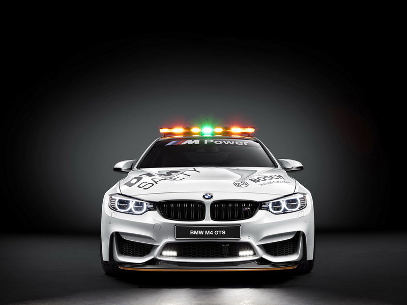 2016 BMW M4 GTS DTM Safety Car High Resolution Exterior - image 674378