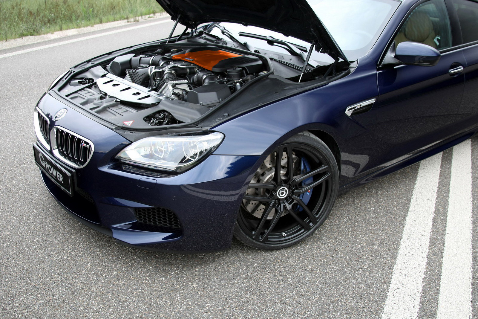 2016 bmw m6 gran coupe by g power picture 671578 car review top speed. Black Bedroom Furniture Sets. Home Design Ideas