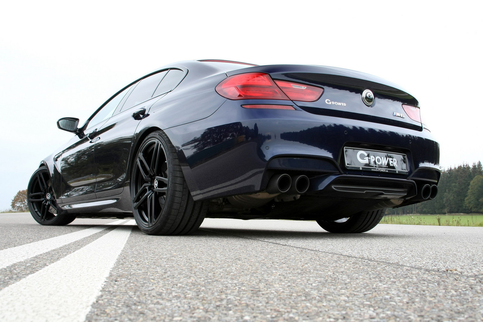 2016 bmw m6 gran coupe by g power picture 671582 car review top speed. Black Bedroom Furniture Sets. Home Design Ideas