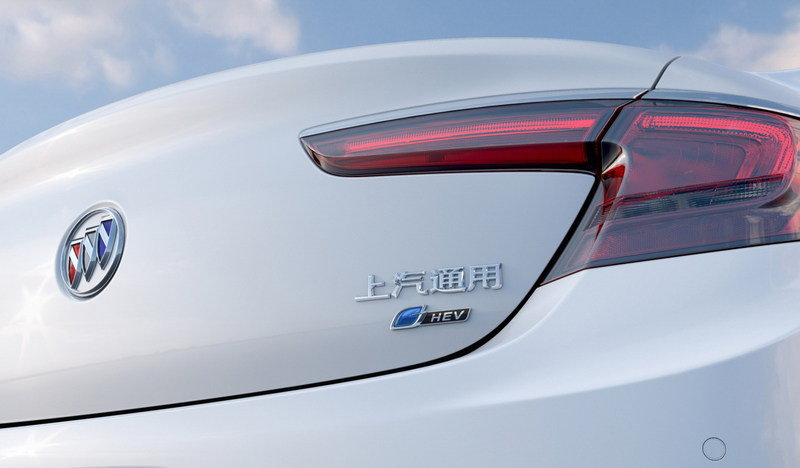 2017 Buick LaCrosse Hybrid Electric Vehicle