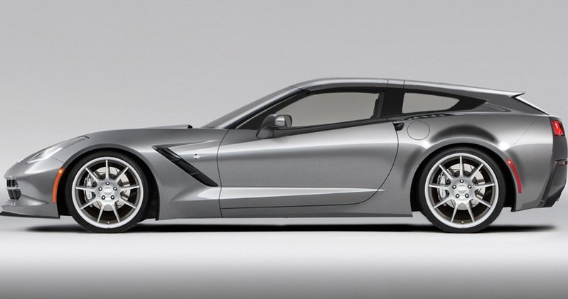 Callaway Cars Will Offer Corvette Shooting Brake By The End Of 2016