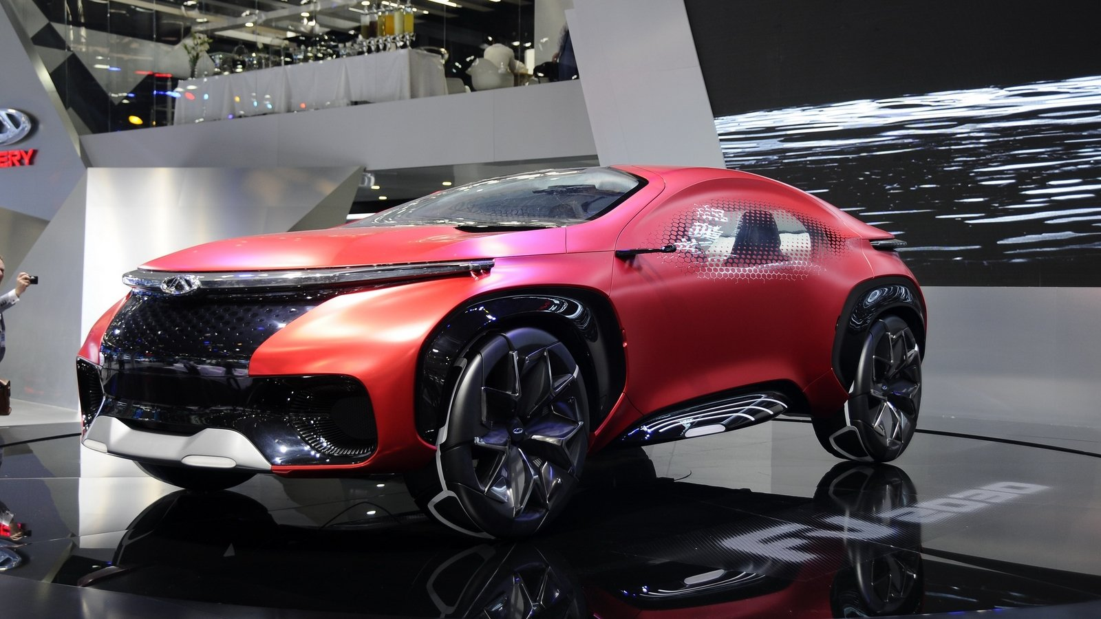 2016 Chery FV2030 Pictures, Photos, Wallpapers. | Top Speed
