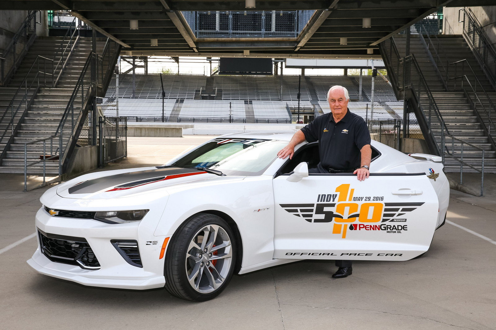 2016 chevrolet camaro ss indy 500 pace car picture 673181 car review top speed. Black Bedroom Furniture Sets. Home Design Ideas