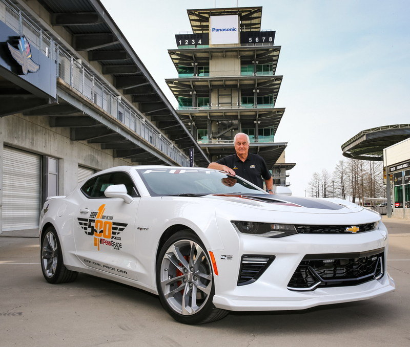 2016 chevrolet camaro ss indy 500 pace car review top speed. Black Bedroom Furniture Sets. Home Design Ideas
