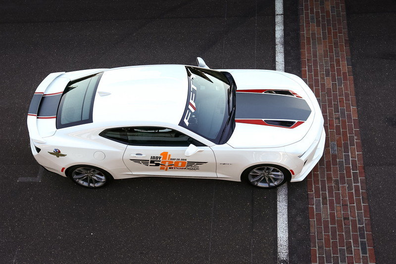2016 Chevrolet Camaro SS Indy 500 Pace Car