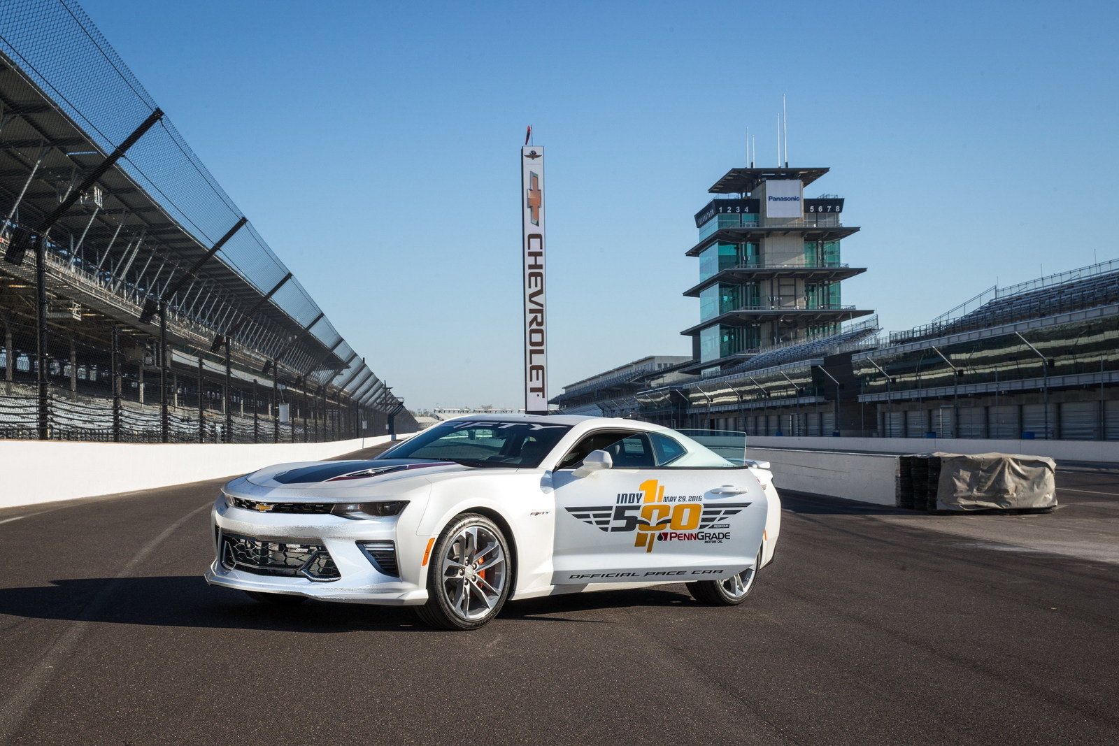 2016 chevrolet camaro ss indy 500 pace car picture 673176 car review top speed. Black Bedroom Furniture Sets. Home Design Ideas