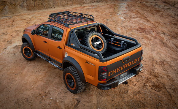 2016 Chevrolet Colorado Xtreme | truck review @ Top Speed
