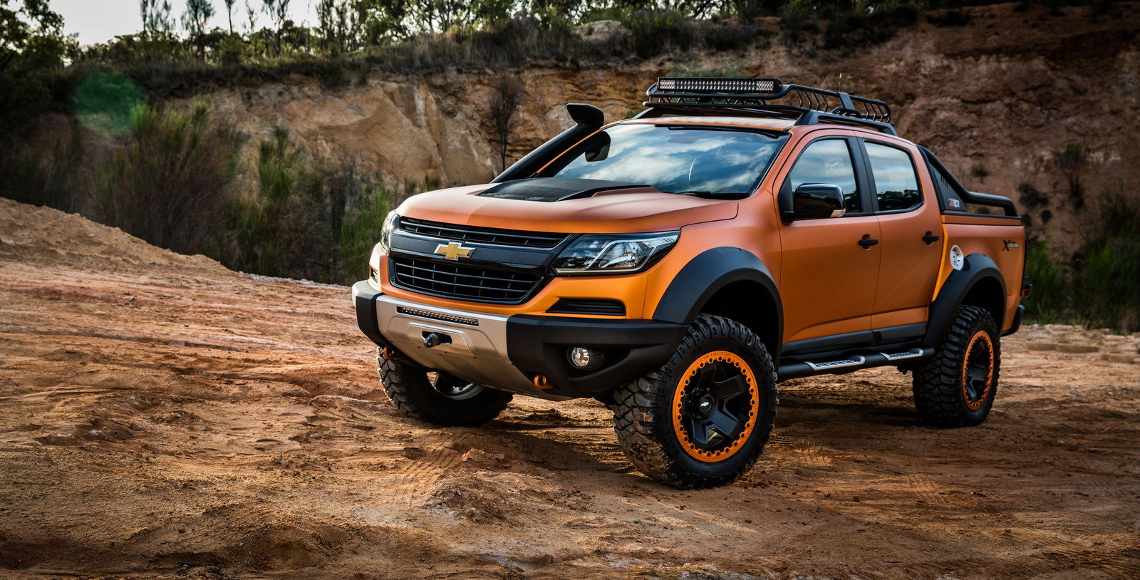 2016 chevrolet colorado xtreme picture 671547 truck review top