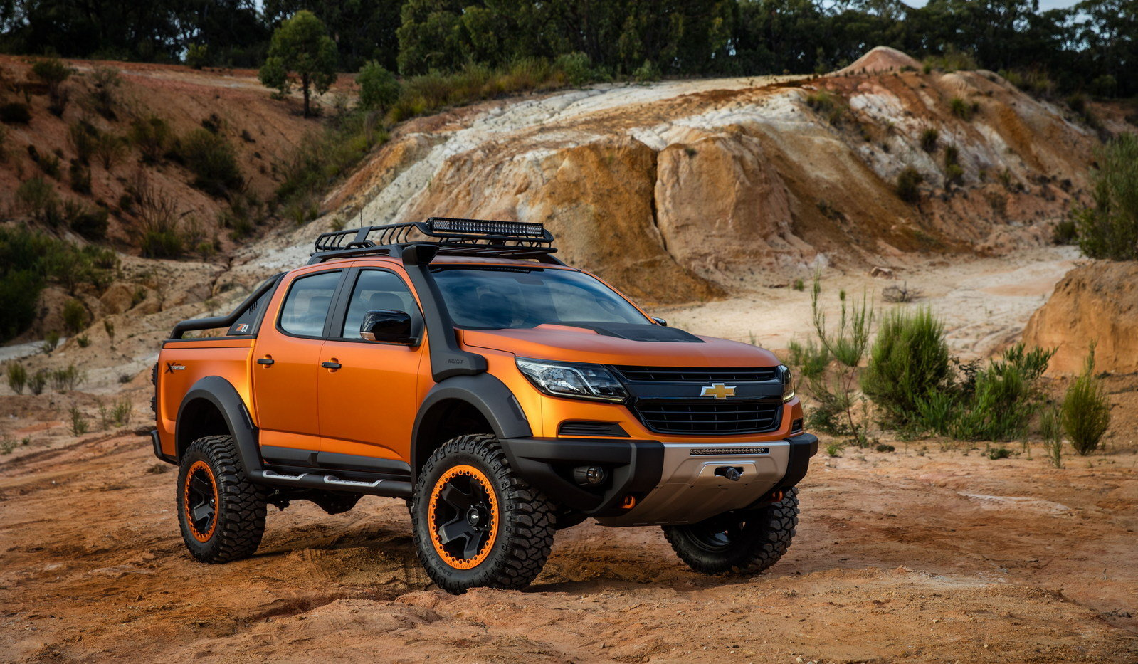2016 chevrolet colorado xtreme picture 671549 truck review top