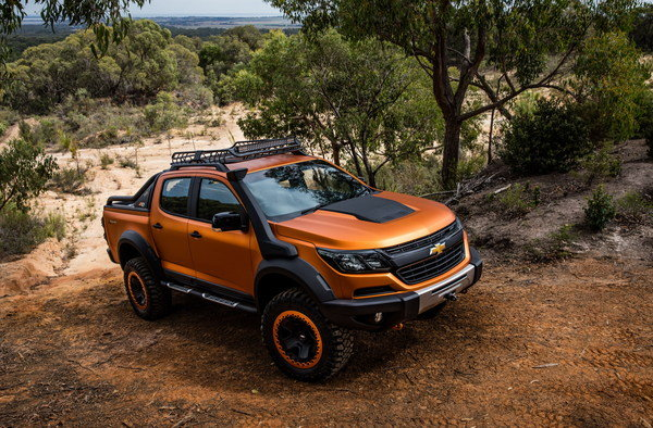 Chevy Mylink Software Update >> 2016 Chevrolet Colorado Xtreme | truck review @ Top Speed