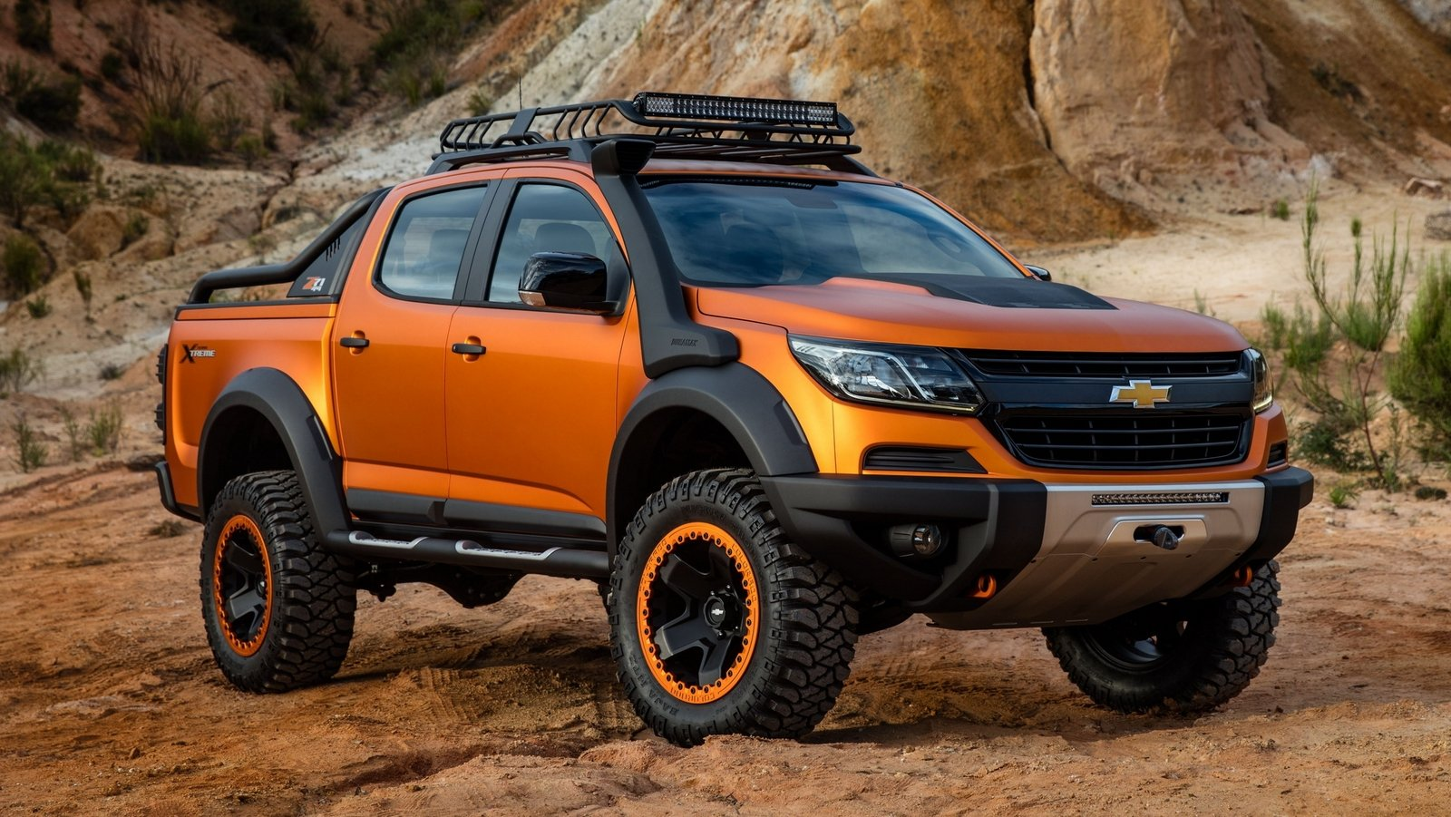 2016 Chevrolet Colorado Xtreme | Top Speed