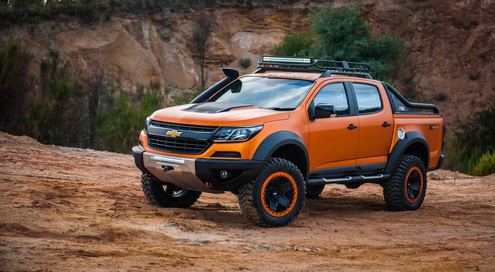2016 chevrolet colorado xtreme picture 671534 truck review top speed. Black Bedroom Furniture Sets. Home Design Ideas