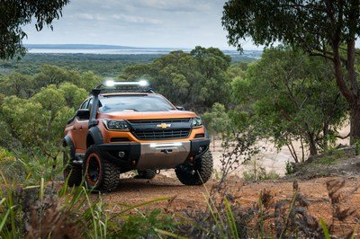 2016 Chevrolet Colorado Xtreme Review - Top Speed