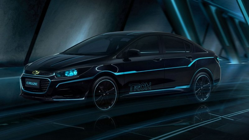 2016 Chevrolet Cruze Tron Legacy Edition
