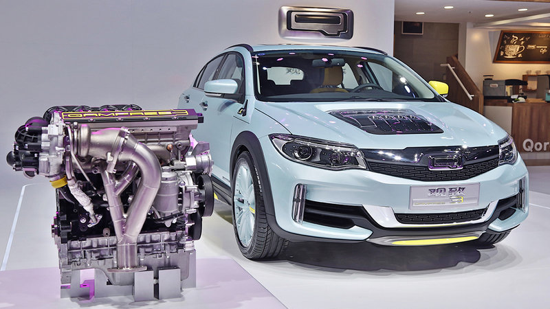 Chinese Automaker Qoros Will Be The First To Use Freevalve's Camless Engine Technology