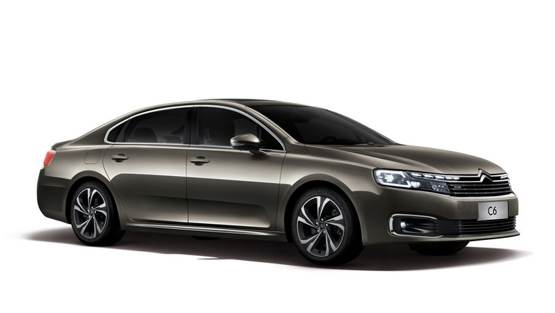 Affordable Luxury Cars >> Citroen C6 Reviews, Specs & Prices - Top Speed
