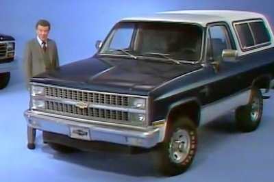 Could Chevy Bring Back the Blazer?