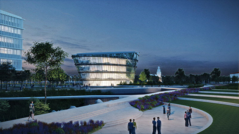 Ford announces 10 year renovation plan for its dearborn for Ford motor company jobs dearborn mi