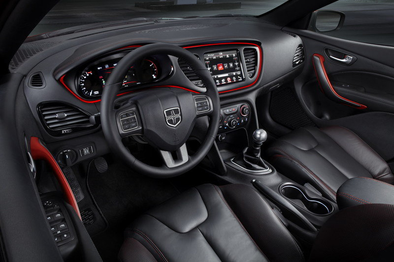 2016 Dodge Dart High Resolution Interior - image 672201